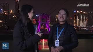 Must-seen sight! Iconic Yangtze cableway in China's Chongqing