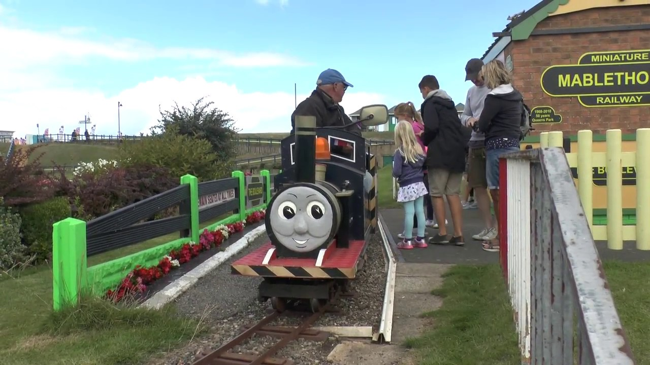 Miniature Railways of Great Britain The Mablethorpe Miniature Railway  August 2018