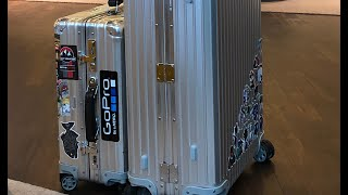 4K Review: Rimowa classic flight cabin 35l after 5 years