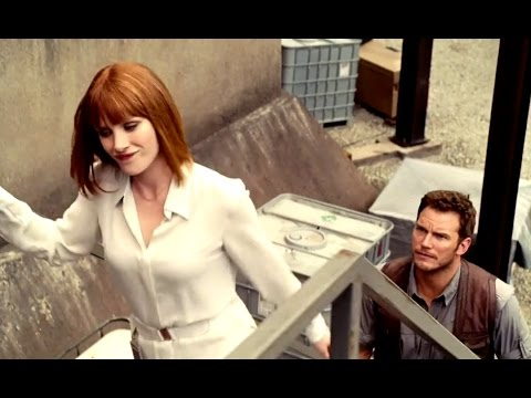 Jurassic World Featurette - Mercedes Vehicles (2015) Chris Pratt Dinosaur Movie HD