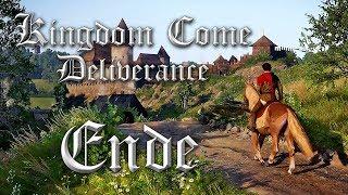 Kingdom Come Deliverance PS4 #125 - ENDE der Kampagne - Kingdom Come Deliverance Gameplay German