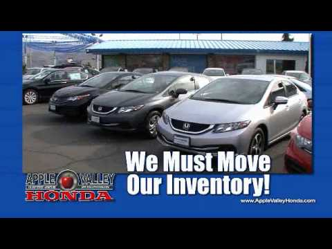 Apple Valley Honda   Wenatchee