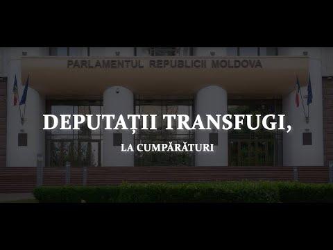 Deputații transfugi, la
