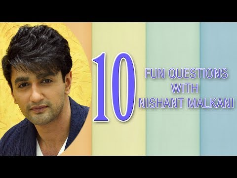 10 fun questions with Nishant Malkani