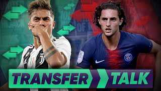 PSG Superstar REJECTS Barcelona For Juventus Move?!  | Transfer Talk