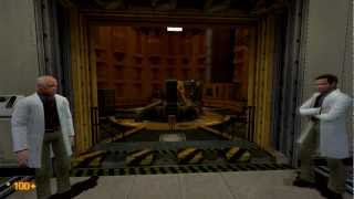 Black Mesa Source Gameplay First Look HD