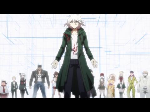 Super Danganronpa 2.5 OVA Komaeda Nagito to Sekai no Hakaisha    CC