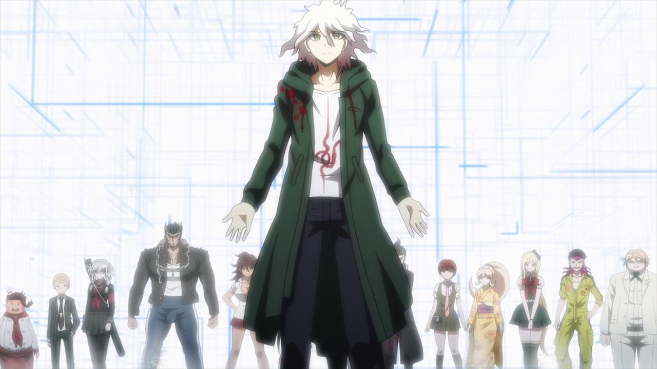 Super Danganronpa 2.5 OVA Komaeda Nagito to S…