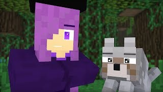Witch & Villager Life III - Minecraft Animation