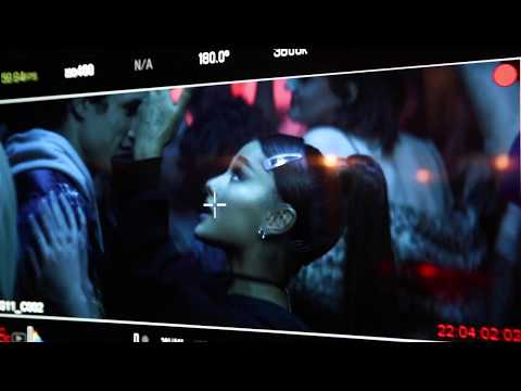 download Ariana Grande - break up with your girlfriend, i'm bored (behind the scenes)