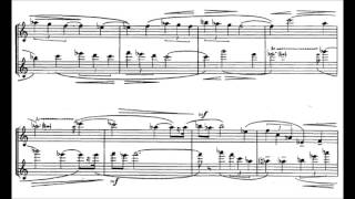 Rudolf Escher - Sonata for Two Flutes (1944)