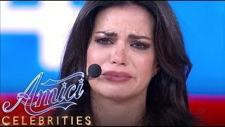 Amici Celebrities - Laura Torrisi è l'ottava eliminata