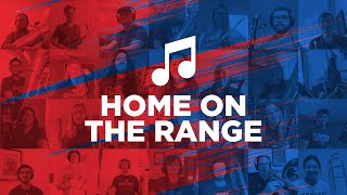 KU WIND ENSEMBLE PERFORMS HOME ON THE RANGE WITH A VIRTUAL TWIST