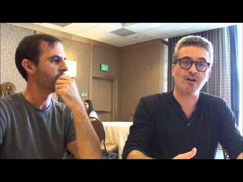 Scorpion Interview with Executive Producers Roberto Orci and Alex Kurtzman  SDCC 2014   Scorpion