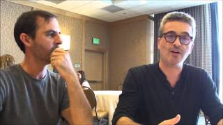 Scorpion Interview with Executive Producers Roberto Orci and Alex Kurtzman  SDCC 2014   Scorpion Thumbnail