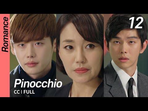 [CC/FULL] Pinocchio EP12 | 피노키오