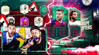 FIFA 20: SHAPESHIFTERS Pack Opening + SBCs und neues TEAM BAUEN !!