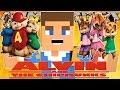 ALVIN & THE CHIPMUNKS, ROADCHIP!! - Minecraft - Little Donny Adventures.