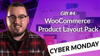 Exclusive Divi Cyber Monday Gift #4: An Astonishing WooCommerce Product Layout Pack
