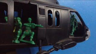 Army men:Green vs Tan: Battle of Box City