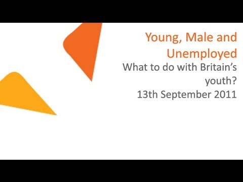 Young, male and unemployed: What to do with Britain's youth? | 13.09.11