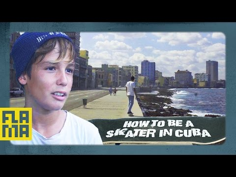 How To Be A Skater In CUBA