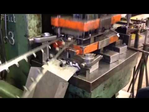 Matzke Enterprises Metal Stamping Flash Tube