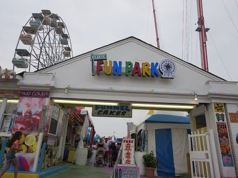 Atlantic Fun Park in VA Beach