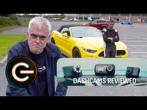 Latest Dashcams Reviewed | The Gadget Show