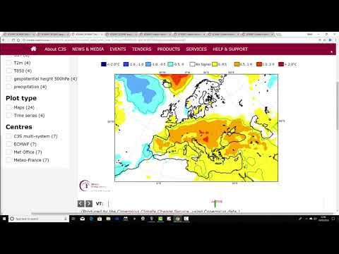 ECMWF  & Meteo France Long Range Update: Jun-Oct 2018 (20/05