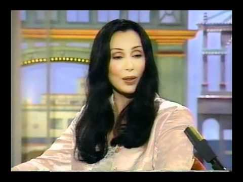 Cher - Rosie O'Donnell Interview [1996]