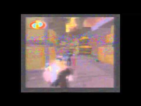 Incredibles (PS2) - 3 Timesavers