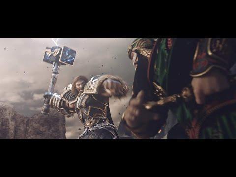 Smite: Tráiler Cinemático Xbox One