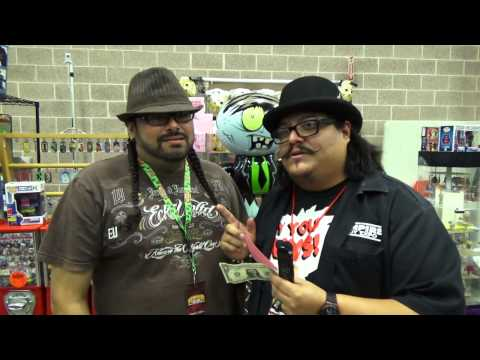 Chris's $1 Question @ South Texas Horror Con 2014