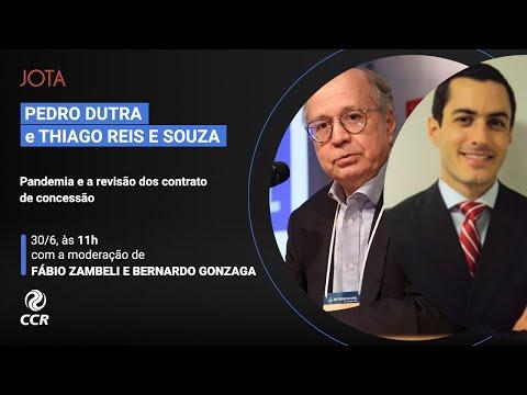 Pedro Dutra e Thiago Reis: Pandemia e a revisão dos contratos de concessão | 30/06/20