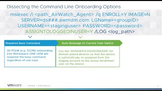 [Deep Dive] Co-Management Onboarding Options with SCCM and Workspace ONE UEM