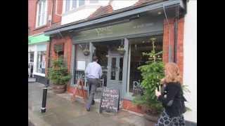 Piste Wine Bar & Restaurant In Cheshire.wmv