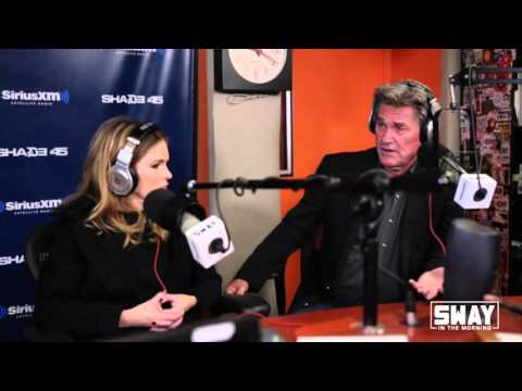 "Jennifer Jason Leigh & Kurt Russell of ""The Hateful Eight"" on the Film & Talks Quentin Tarantino"