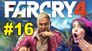 DANGEROUS GOAT HUNT! - Far Cry 4 #16