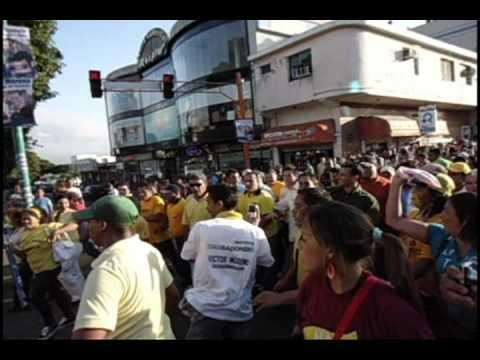Henrique Capriles Radonski En San Felipe Estado Yaracuy