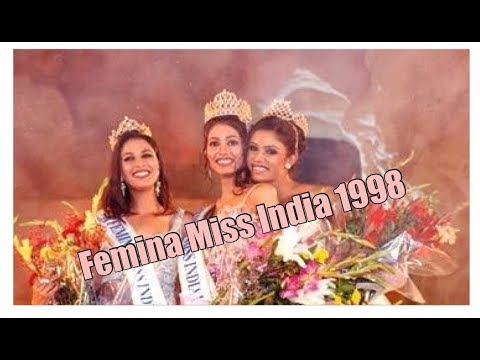 Femina Miss India 1998 - Full Show