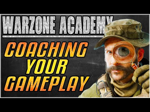 YOUR WARZONE COACH! ADVANCED and BEGINNER Warzone Gameplay - Warzone Academy COD Coaching