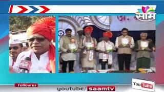 Mohan Joshi on Marathi Natya Sammelan in Belgaum