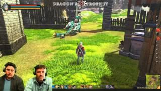 Dragon's Prophet Live Gameplay - Housing