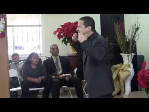 Pastor Daniel Vera.....LET IT GO!...(Mathew 6). Part 1.