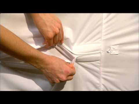 ProtectABed Allerzip Mattress Protector Smooth HD