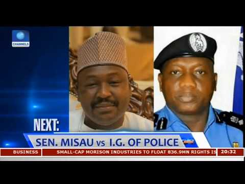Sen Isah Misau vs I.G. of Police – Allegations of Corruption