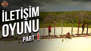 İletişim Oyunu 1. Part   37. Bölüm   Survivor Türkiye - Yunanistan