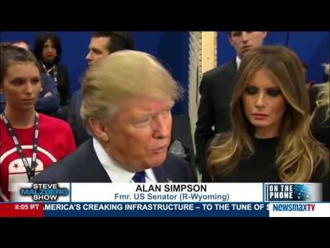 Malzberg | Alan Simpson gives his no holds barred take on the GOP debate and presidential race