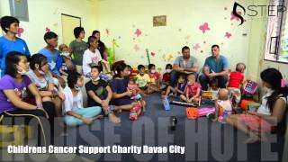 House of Hope Davao City Philippines - Care for Children with Cancer